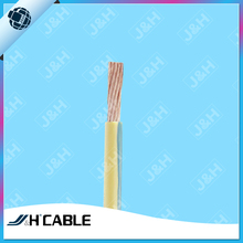 high voltage PVC insulated nylon jacket wire16awg UL1452 cable