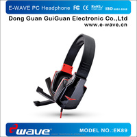 EWAVE High quality custom design wire headphone