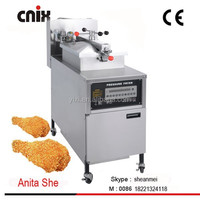 broasted chicken machine/new henny penny pressure fryer/kfc chicken frying machine