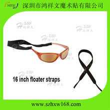 Durable and soft sports sunglasses strap neoprenen eyewear retainers