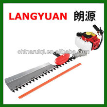 22.5cc 1E32F single Blade Gasoline Hedge Trimmer with Spring Bumper