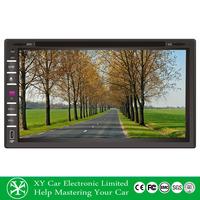 6.95 Inch GPS navigation car radio 2 din dvd player, navigation system for bmw mini cooper XY-D3695