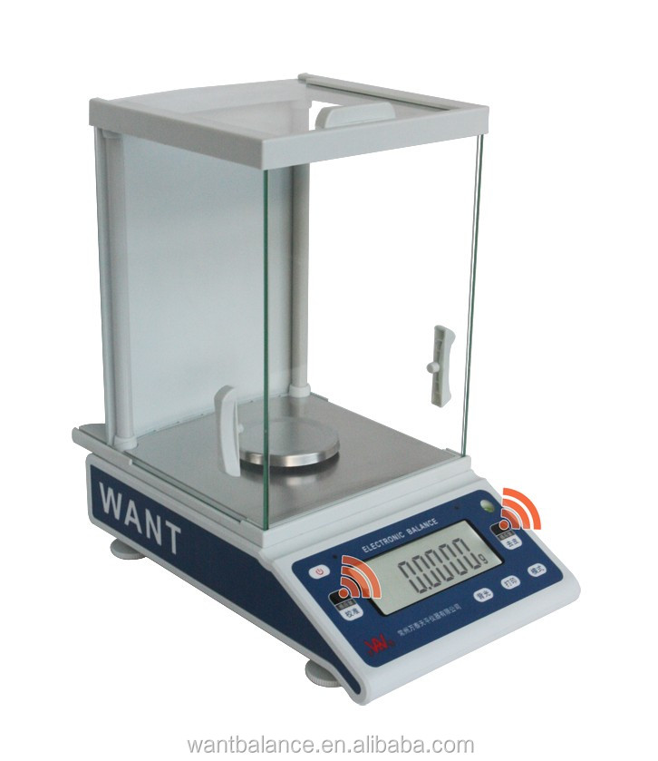 0.1mg 1mg electronic precision analytical balance scale
