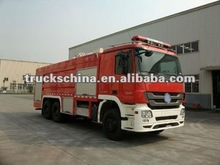 12T Water Tank Fire fighting Truck (SXF5280GXFSG120B)