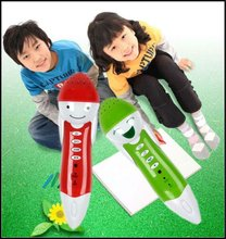 Novelty Smart children book pen reader with sound book,MP3,USB