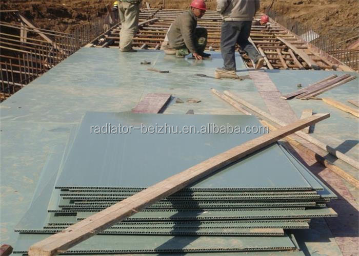 Formwork panel plastic building template construction for Plastic building materials