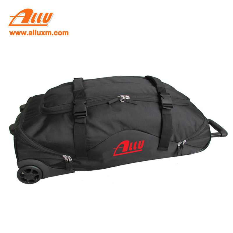 Large Travelling Racing Trolley Bag Rucksack