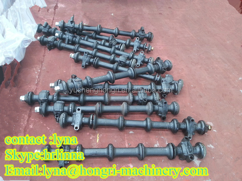 Disc Harrow Shaft : Harrow disc blade square shaft in spare parts for