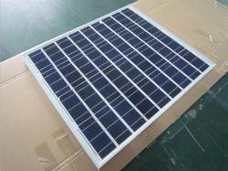 cheapest price made in China manufacture line poly 50W photovoltaic solar panel