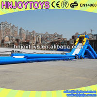 Giant Slip and Slide for Adult Inflatable Playing Centers