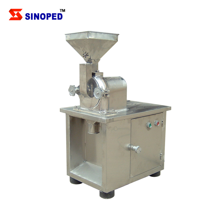 SINOPED Herb Grinder Food Pulverizer Spice Grinding Machines