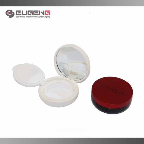 Air cushion BB case empty compact powder container