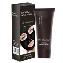 Wholesale fashion deep cleaning Korean facial black mask