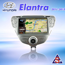 car dvd gps hyundai elantra 2011- 2012 with DVB-T Tuner