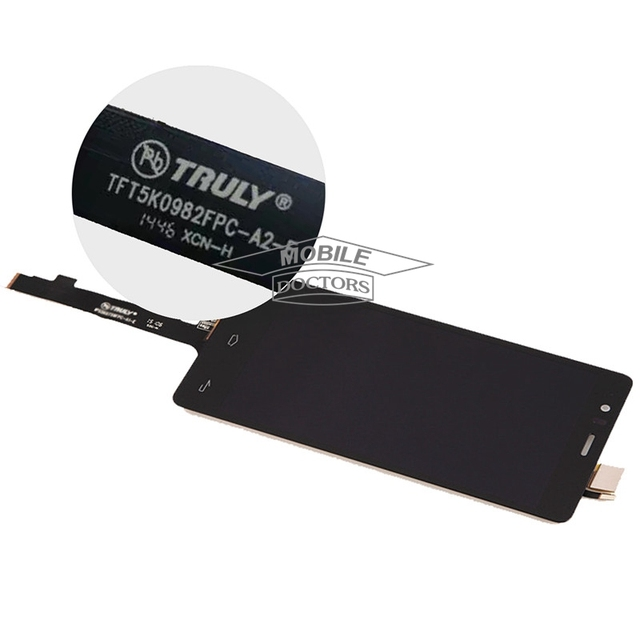high quality For BQ Aquaris E5 4G TFT5K0982FPC-A2-E Original Pantalla LCD+Tactil Touch Screen Digitizer Tested