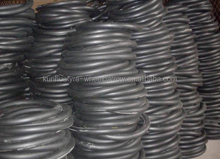 top quality competitive price cart natural rubber 5.00-6 inner tubes