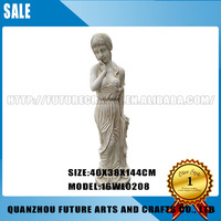 Luscious Girl Sculpture For Decoration