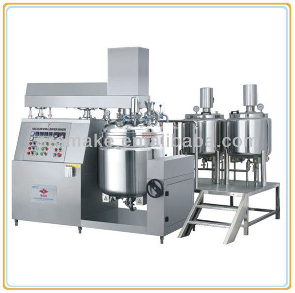 Dairy Use Chemical Producing Blender Mixer