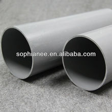 Plastic Recycled Water Large PVC Irrigation Pipe