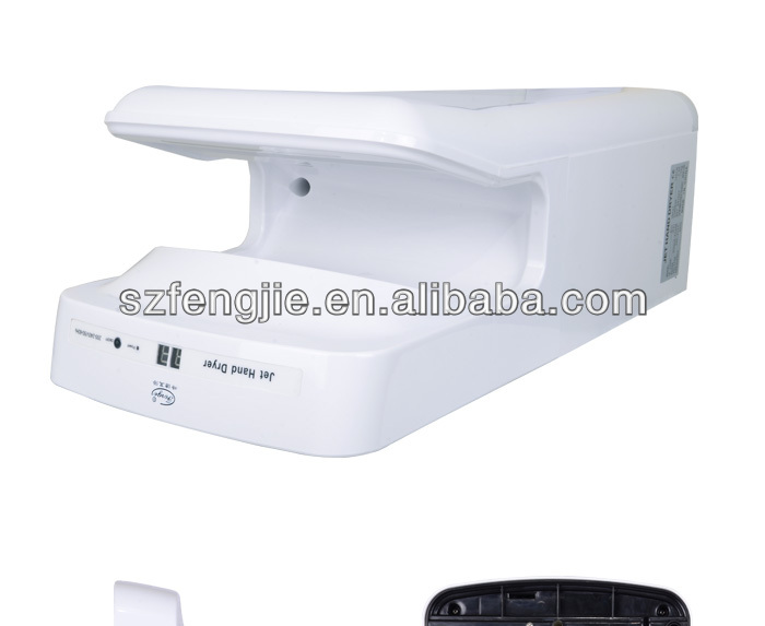 FB-08111 650w high power high speed hand dryer/dry your hands in 10second hand dryer