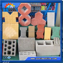 Pricelist for Concrete Paving Floor Cement tiles Concrete tile making machine/Yuxi terrazzo tile making machine and polishing