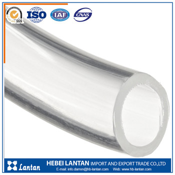 10mm normal specification flexibility pvc clear fluid hose