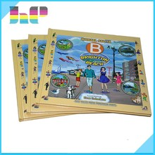 printing stereo cardboard children book story children books teaching english children book