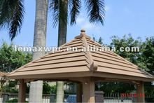Outdoor Pergolas wpc waterproof gazebo wooden pergola gazebo design for Garden