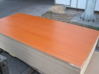Melamine MDF Boards , Door Skin Sheet