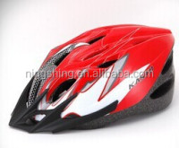 Good quality colorful bicycle helmets