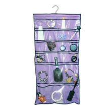 Wall Hanging Jewelry Organizer Bag