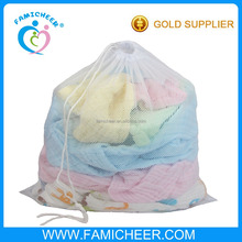 Washing Machine Heavy Duty Drawstring Mesh Laundry Bag