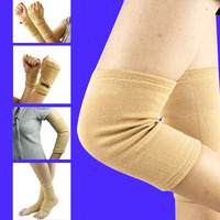 Elastic elbow sleeve wrist support elbow brace knee pads palm protector