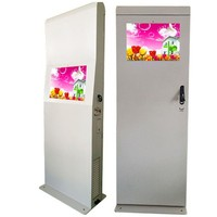 "22"" Outdoor PC Double Sided Digital Signage"
