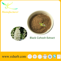 Factory supply Black Cohosh Extract Triterpene Glycosides 2.5% HPLC