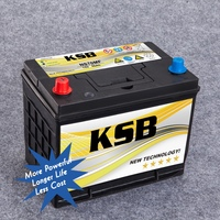 Powerful Car Battery NS70MF