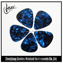 2016 New Design Guitar Pick Accessories as Verified Firm
