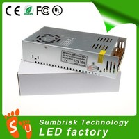 CE approved switch power supply 24v 30a dc power supply