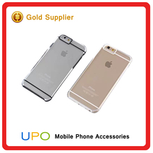 [UPO] High Qulity Transparent 2 in 1 Acrylic Plastic + TPU Protective Phone Cover for iphone 6 6s Clear Case