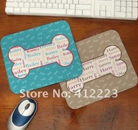 Small order custom printing mouse pad for promotion /advertising /give away gift