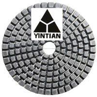 durability any grit diamond polishing pad for marble rock cutting