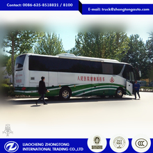 zhongtong mobile clinic/ hospital medical treatment vehicle in bus/coach type