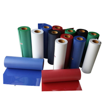 Wholesale Korea Quality Easyweed Cutting Flock Heat Transfer Press Vinyl Film HTV Rolls for Tshirt Textile