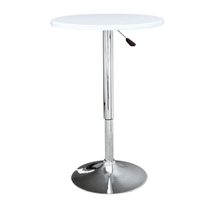 High quality simple cocktail plastic bar table