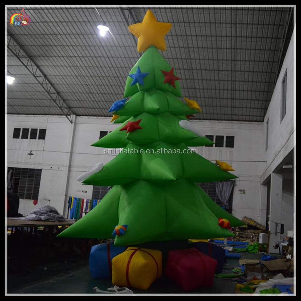 inflatable christmas tree , christmas inflatable tree , inflatable christmas tree decoration