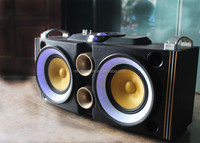 Fashion home speaker box design for home theater