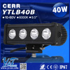 Factory offer you Best 9.5 inch led driving light bar combo beam led light bar4 X 4 LED Work Light bar