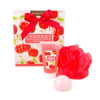 Cherries Paper Bag Premium Bath gift