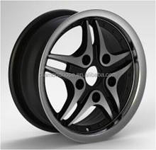 Chinese Famous brand wheels alloy with good quality 13inch (ZW-P318)
