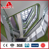 acm panel building material/acp panel sign board material